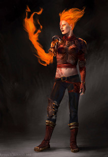 Chandra, Daring Pyromancer