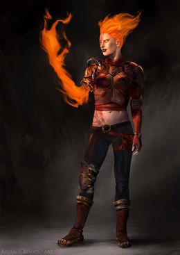 Chandra, Daring Pyromancer
