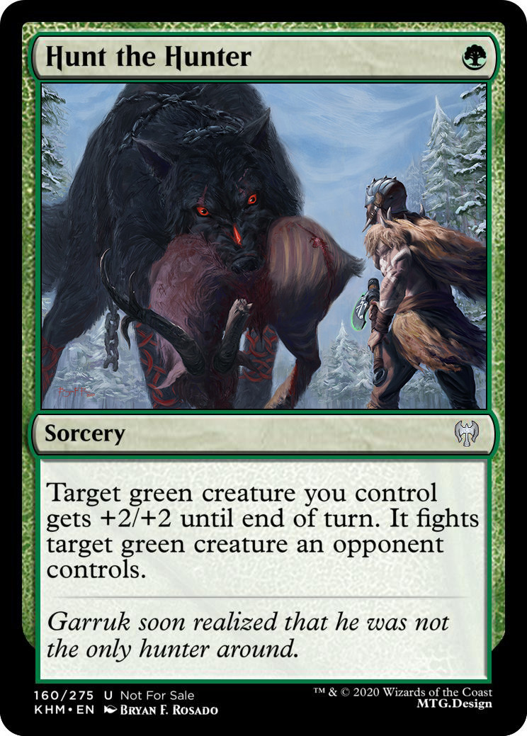 Card frame for composition/cropping reference