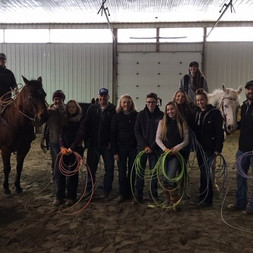 Horseback Riding Team