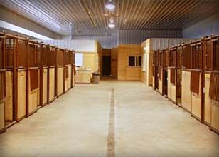 box stall