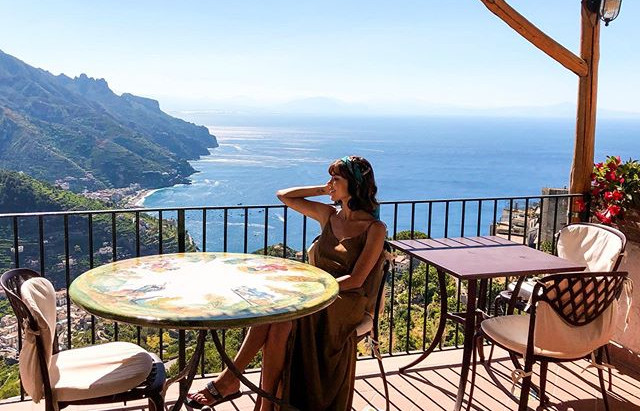 5 cidades para se hospedar na Costa Amalfitana