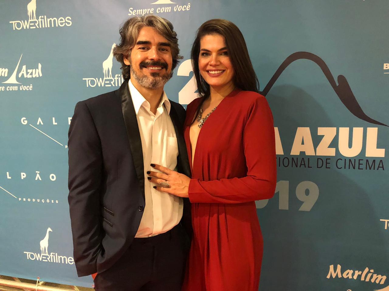 Alex Reis e Karini Fernandes