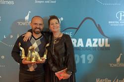 André Morais e Lucia Caus