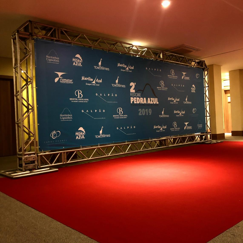 Backdrop 2º Fest Cine Pedra Azul