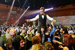 צילום חתונות - מסיבה | סטודיו אור