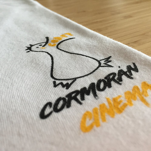 Camiseta Cormorán Cinema