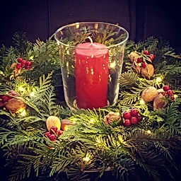 Holiday centerpiece $80.00. Order today