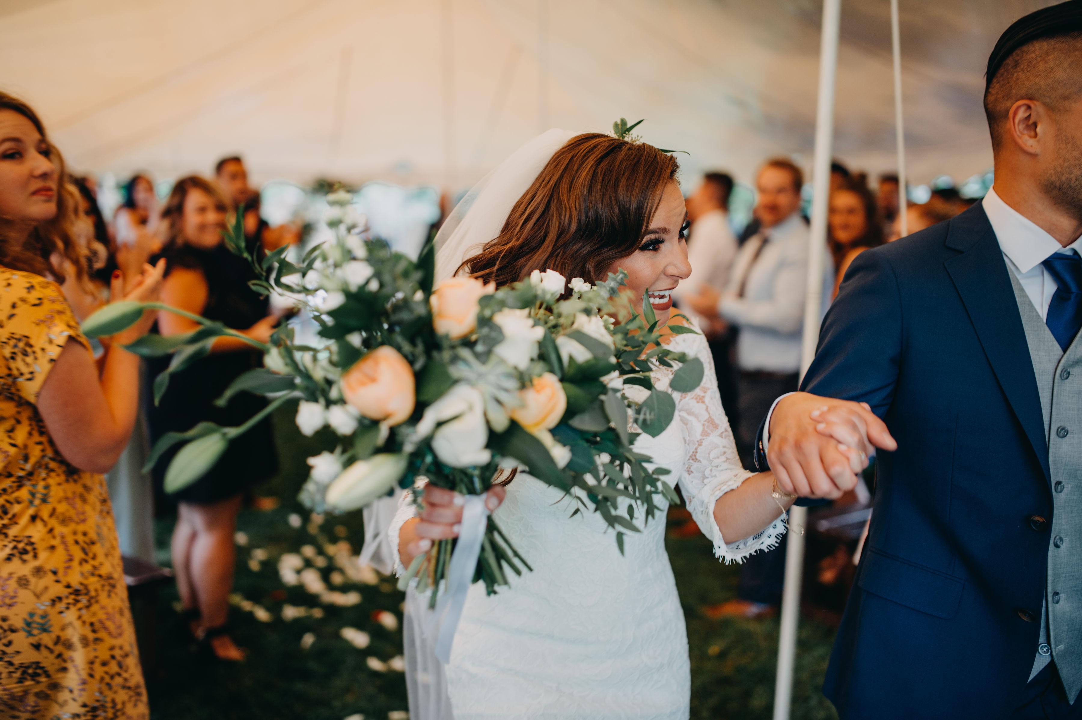 bouquet post vow