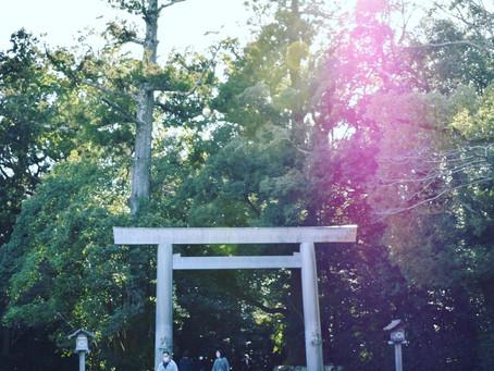 Oise-mairi: Visiting the Outer Shrine