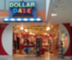 Dollar Store in Metrotown
