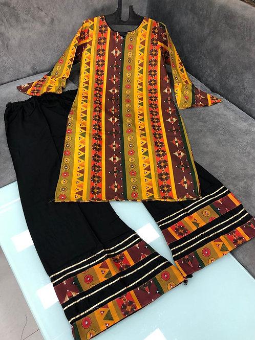 MC Design Sarara Plazzo - Cotton