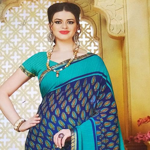 MC Design Fashionhub weightless chiffon saree