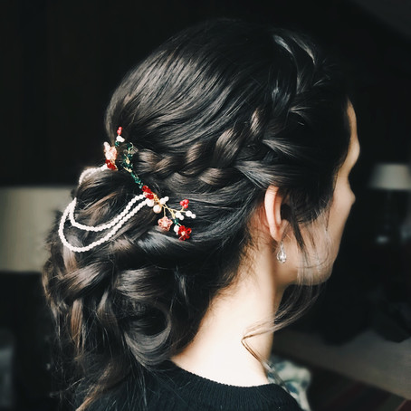 My top tips on bridal hair accessories and where to start!