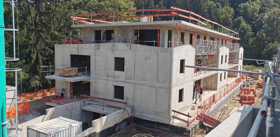 Programme neuf Immobilier JARDIN BAYARD à Pontcharra