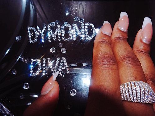 """DYMOND DIVA"" hair clip bundle ( preorder)"