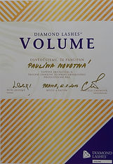 Diamond Lashes Volume