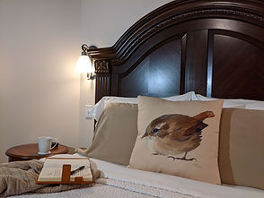 BrickInn B&B Letchworth State Park Wren Guestroom