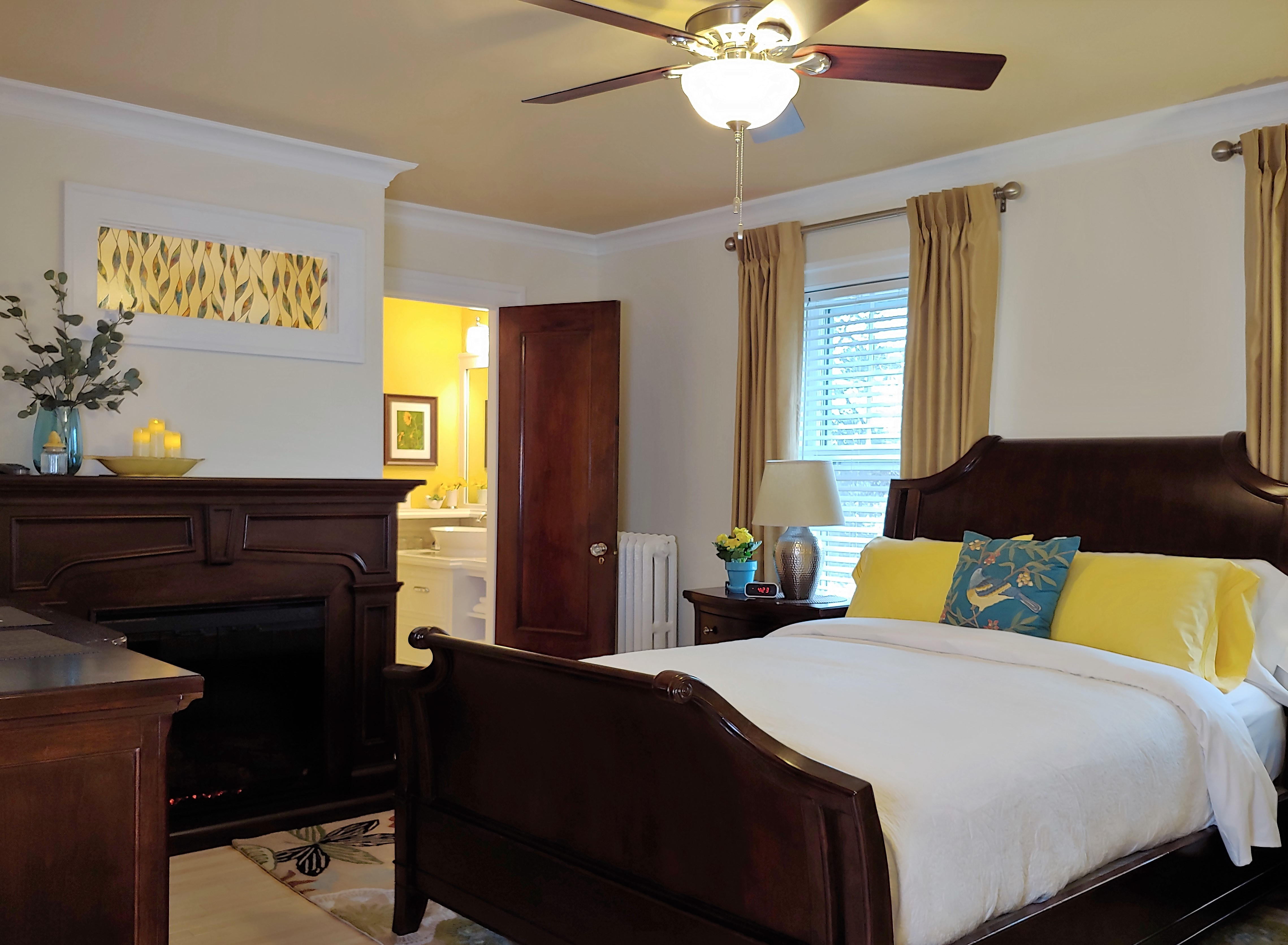 Finch Guest Room