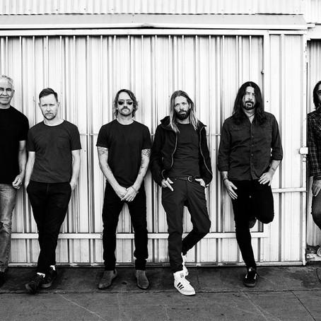 Foo Fighters al Salón de la Fama; Iron Maiden vuelve a ser rechazado