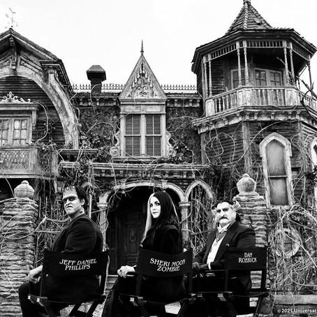Apesta a Halloween: Rob Zombie presenta a La familia Monster