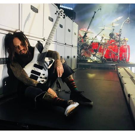 """Korn realizará gira sin Fieldy; se retira por """"malos hábitos"""""""
