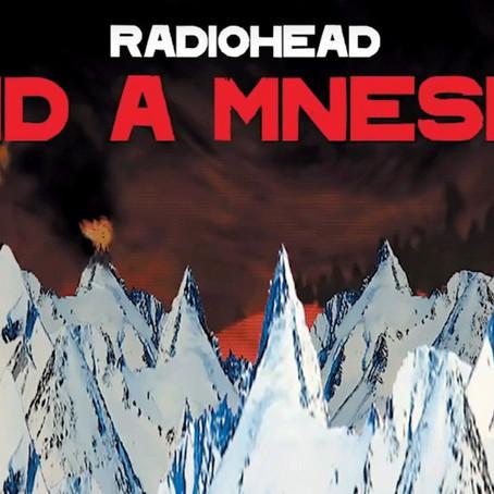 Radiohead fusiona el Kid A y el Amnesiac y lanza una nueva rola