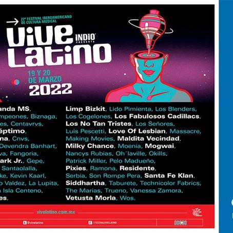 Pixies, Black Pumas y ¡hasta la MS!: Así quedó el cartel del Vive Latino