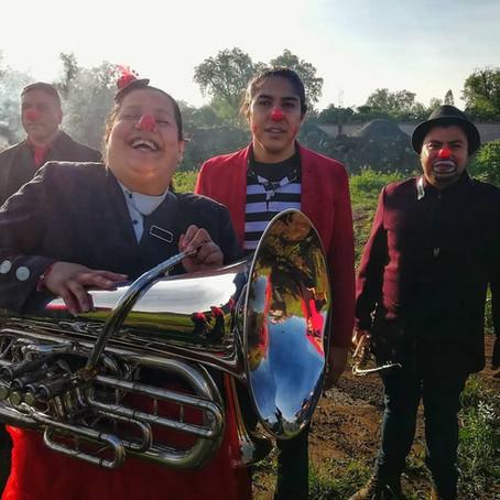 Triciclo Circus Band hará vibrar el Festival Cervantino