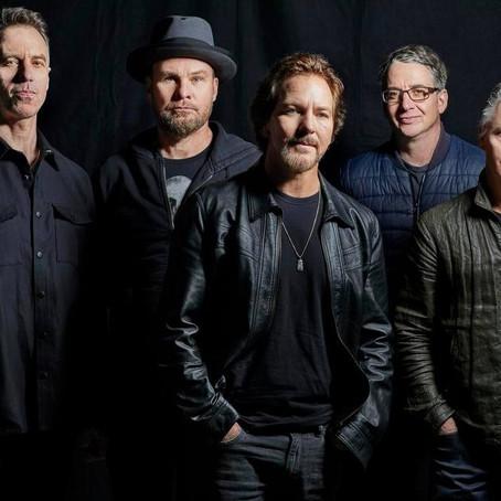 Pearl Jam regresa a los escenarios luego de tres años
