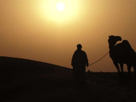 Kisah Dialog Dua Sufi dan Inti Ajaran Agama-agama