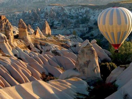 Warisan Alam dan Budaya di Cappadocia Turki