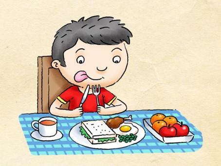 Perintah Makan dalam Qur'an