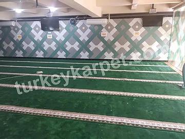 Pemasangan Karpet Masjid Rumah Sakit Islam Bandung