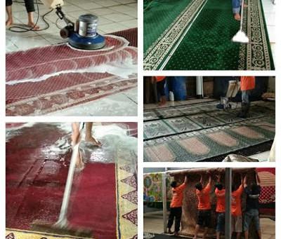 Kenapa Karpet Masjid Sebaiknya Dicuci Dahulu Sebelum Disimpan atau Digulung ?