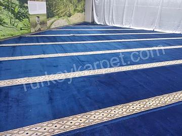 Pemasangan Karpet Masjid PT. Denso Indonesia
