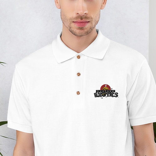 Eastern Logo Embroidered Polo Shirt