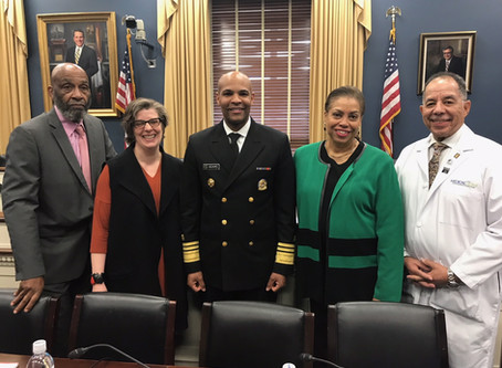 Opioid in the Black Community: Congressional Briefing | April 2018