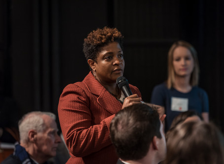Dr. Melissa Clarke attends America's Opioid Epidemic event   February 2018