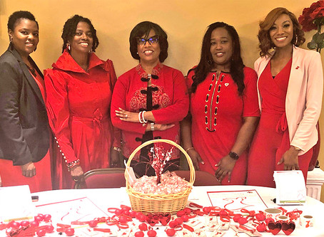 MHDG nonprofit arm completes successful debut of Red Dress Sundays  | March 2019
