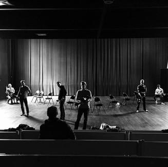 Rehearsal for Splendid's (2016)