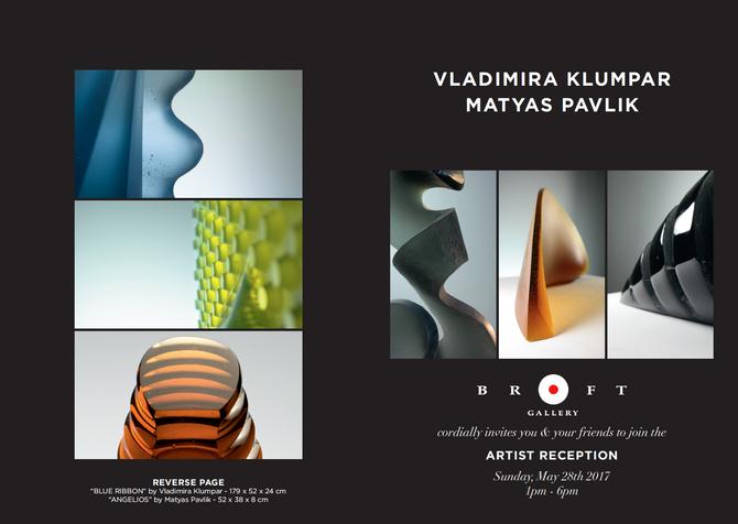 Expositie - Vladimira Klumpar & Matyas Pavlik