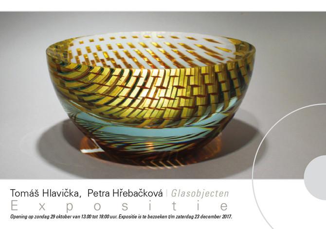 Expositie Hlavička & Hřebačková