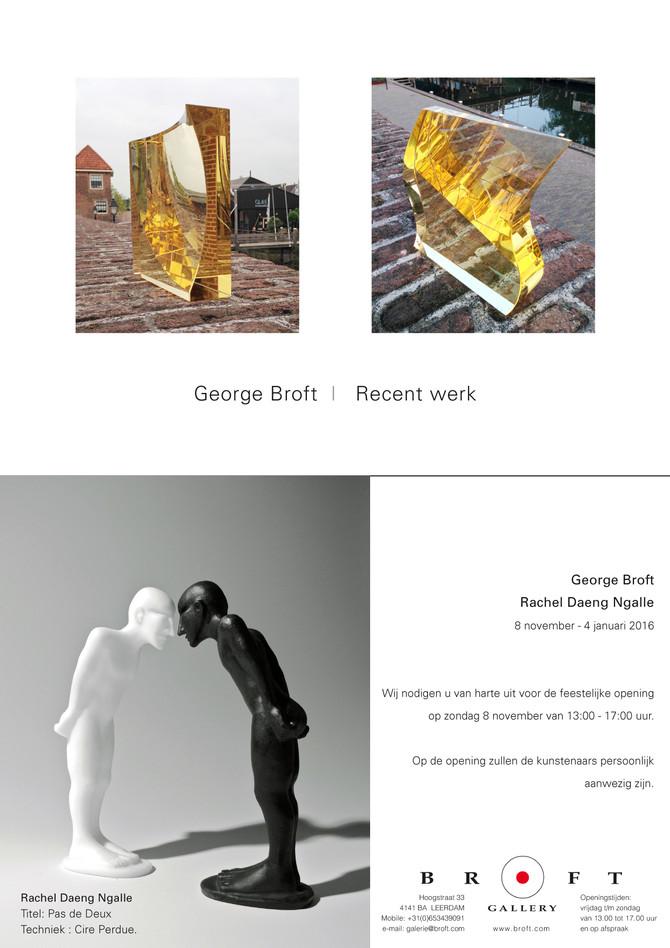 Rachel Daeng Ngalle & George Broft