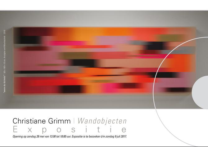 Expositie - Christane Grimm
