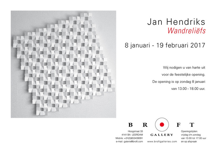 Exhibition - Petr Stacho & Jan Hendriks
