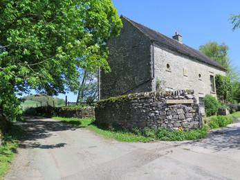 Entrance to Hope Green Farm: The Hay Barn