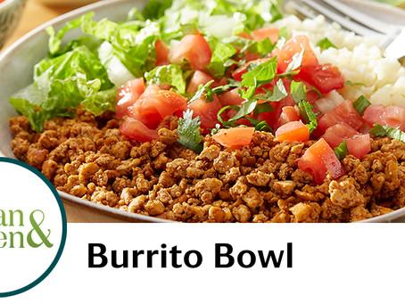 Lean and Green Burrito Bowl