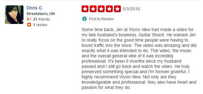 Reviews from alternet websites