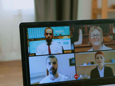 Tips for your next video meeting